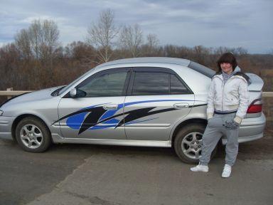 Mazda Capella 1999 отзыв автора | Дата публикации 10.11.2010.