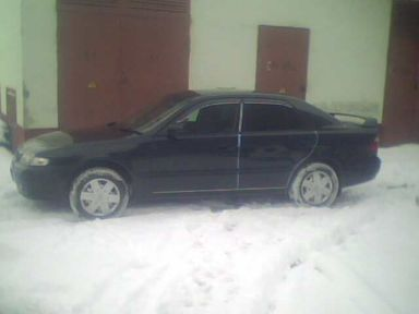 Mazda Capella 2001 отзыв автора | Дата публикации 28.01.2011.