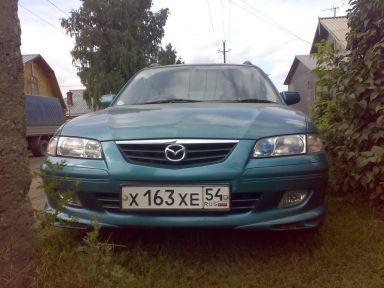 Mazda Capella 2000 отзыв автора | Дата публикации 16.03.2011.