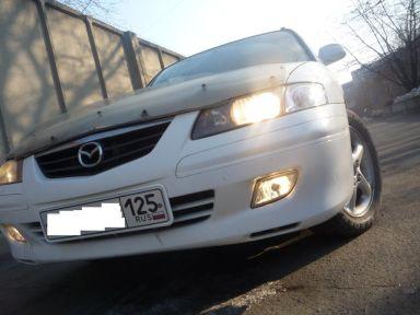 Mazda Capella 2000 отзыв автора | Дата публикации 23.02.2012.