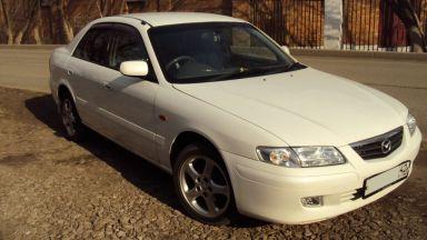 Mazda Capella 2000 отзыв автора | Дата публикации 24.04.2012.