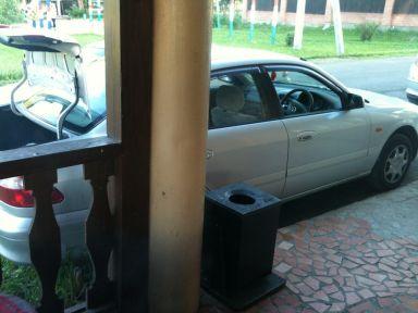 Mazda Capella 2001 отзыв автора | Дата публикации 06.06.2012.