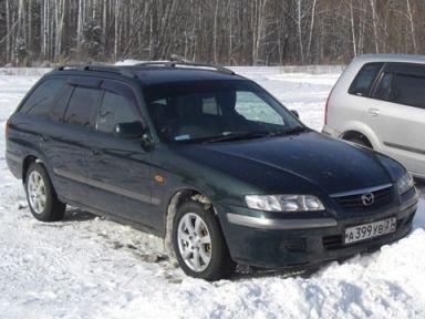 Mazda Capella 2000 отзыв автора | Дата публикации 20.06.2012.