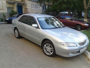 Mazda Capella, 2002