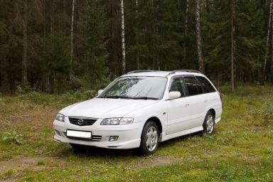 Mazda Capella 2000 отзыв автора | Дата публикации 09.11.2012.