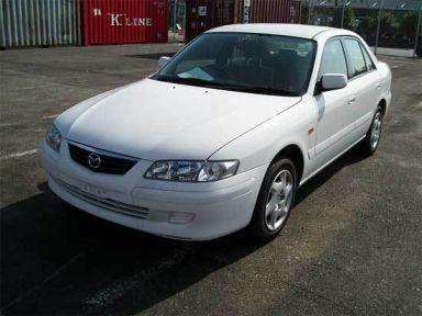 Mazda Capella 2001 отзыв автора   Дата публикации 30.04.2005.