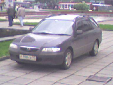 Mazda Capella, 1999