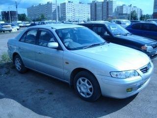 Mazda Capella 2000 отзыв автора   Дата публикации 03.07.2005.