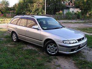 Mazda Capella 1998 отзыв автора   Дата публикации 21.08.2005.