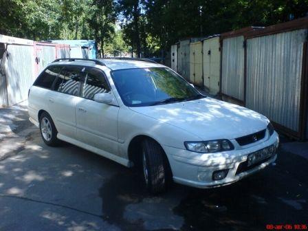 Mazda Capella 1997 - отзыв владельца