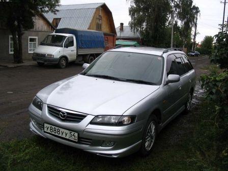 Mazda Capella 2001 - отзыв владельца
