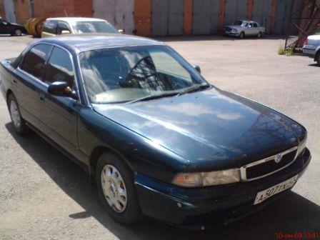 Mazda Capella 1996 - отзыв владельца