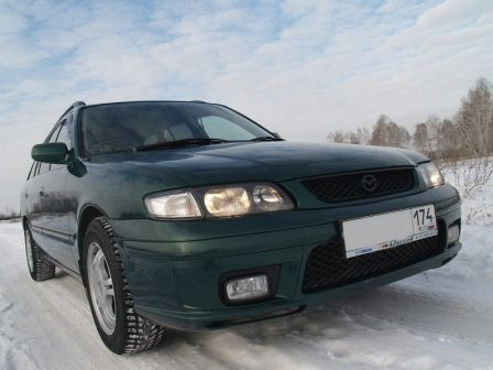 Mazda Capella 1998 - отзыв владельца