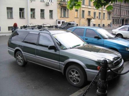 Mazda Capella 1994 - отзыв владельца