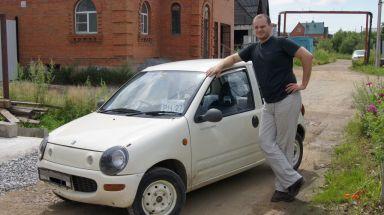 Mazda Carol 1991 отзыв автора | Дата публикации 11.03.2011.