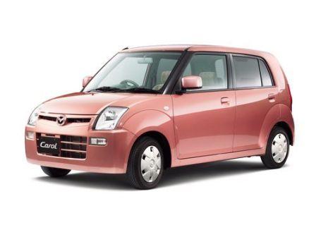 Mazda Carol 2008 - отзыв владельца