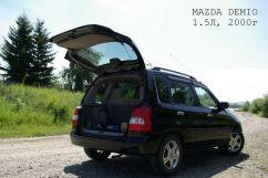 mazda demio dw3w при включении задней передачи перегорает предохранитель