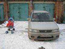 Mazda Demio, 1998