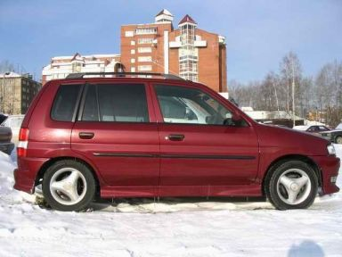 Mazda Demio 1998 отзыв автора | Дата публикации 03.05.2006.