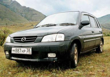 Mazda Demio 2000 отзыв автора   Дата публикации 25.12.2006.