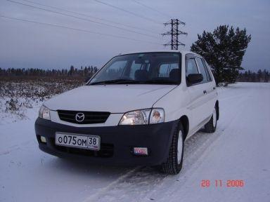 Mazda Demio, 2000