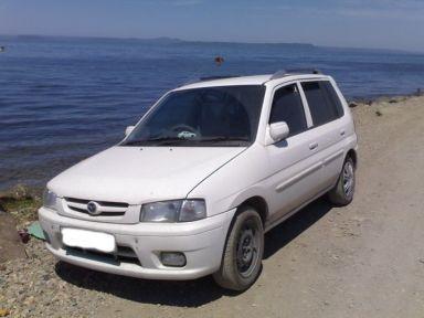 Mazda Demio 1998 отзыв автора | Дата публикации 17.10.2008.
