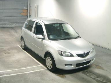 Mazda Demio 2004 отзыв автора | Дата публикации 17.01.2009.