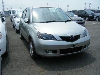 Mazda Demio 2004 отзыв автора | Дата публикации 18.01.2009.