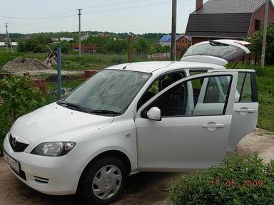 Mazda Demio 2004 отзыв автора | Дата публикации 08.08.2009.