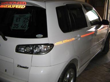 Mazda Demio 2003 отзыв автора | Дата публикации 17.10.2009.