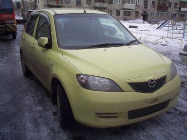 Mazda Demio 2004 отзыв автора | Дата публикации 28.03.2010.