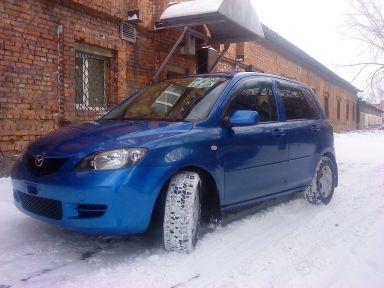 Mazda Demio 2004 отзыв автора | Дата публикации 30.03.2010.