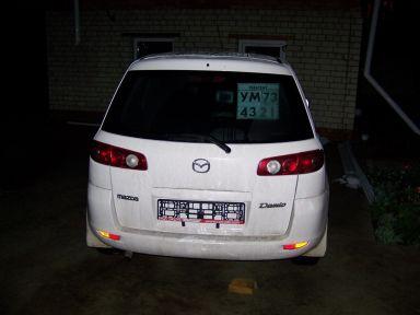 Mazda Demio 2004 отзыв автора | Дата публикации 05.01.2011.