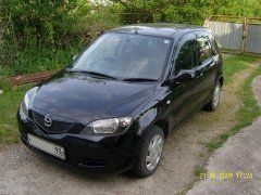 Mazda Demio 2003 отзыв автора | Дата публикации 17.04.2011.