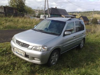 Mazda Demio 2000 отзыв автора | Дата публикации 15.07.2011.