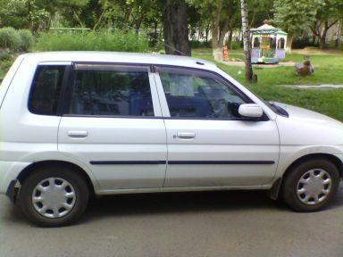 Mazda Demio 2001 отзыв автора | Дата публикации 25.07.2011.
