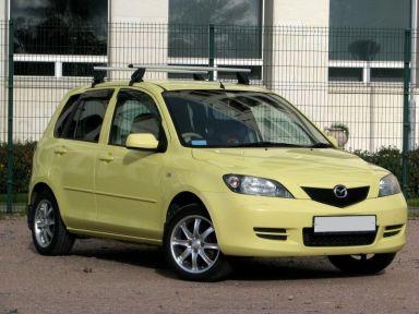 Mazda Demio 2003 отзыв автора | Дата публикации 10.10.2011.