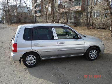 Mazda Demio 2002 отзыв автора | Дата публикации 17.11.2011.