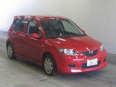 Mazda Demio 2004 отзыв автора | Дата публикации 24.12.2011.