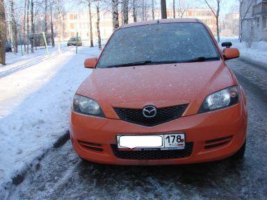 Mazda Demio 2003 отзыв автора | Дата публикации 03.02.2012.