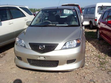 Mazda Demio 2003 отзыв автора | Дата публикации 24.02.2012.