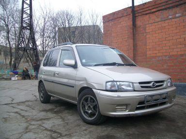 Mazda Demio 1999 отзыв автора | Дата публикации 05.03.2012.