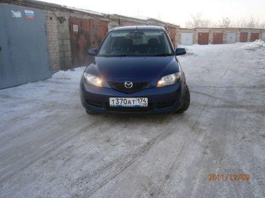 Mazda Demio 2004 отзыв автора | Дата публикации 07.04.2012.