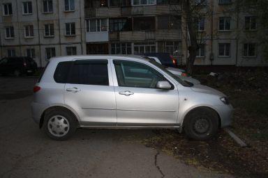 Mazda Demio 2003 отзыв автора | Дата публикации 20.05.2012.