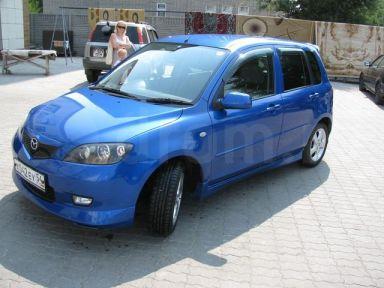 Mazda Demio 2003 отзыв автора | Дата публикации 26.05.2012.