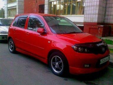 Mazda Demio 2002 отзыв автора | Дата публикации 13.08.2012.