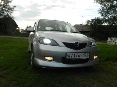 Mazda Demio 2002 отзыв автора | Дата публикации 19.10.2012.