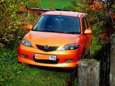 Mazda Demio 2003 отзыв автора | Дата публикации 07.11.2012.