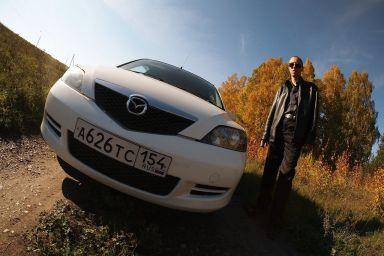 Mazda Demio 2002 отзыв автора | Дата публикации 30.12.2012.