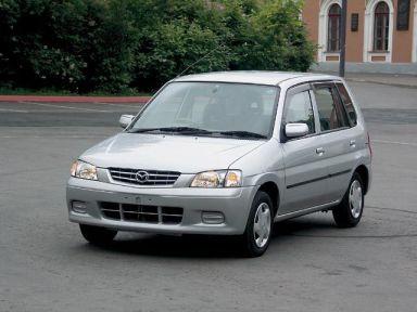 Mazda Demio 2000 отзыв автора   Дата публикации 20.12.2005.